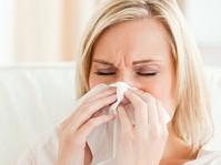 Wodnisty katar alergiczny